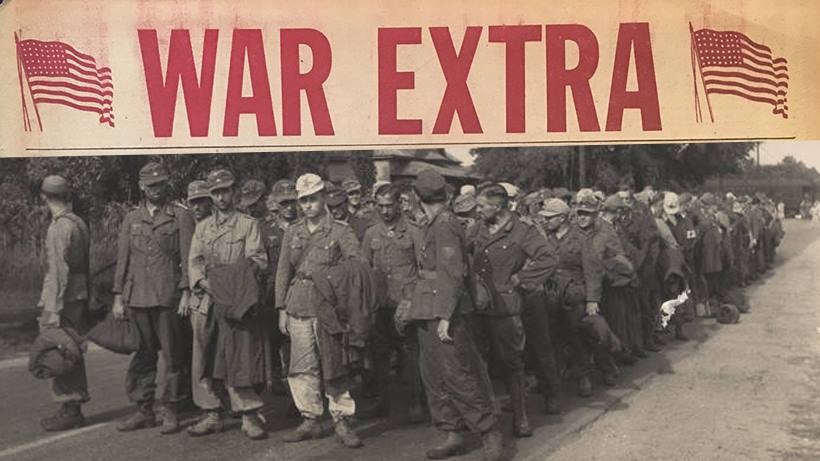 War Comes to Alabama: POW Camps During WWII